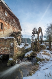 Mühle Thurau